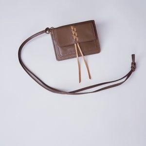 Hobo Wallet lanyard